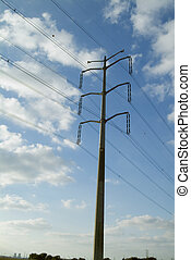 High voltage - Electricity Pylon
