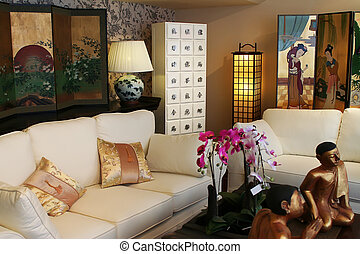 chinese modern interior - luxery chinese interior in modern...
