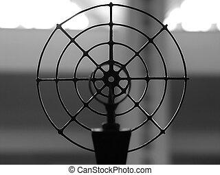 pinpoint target - Take aim at a target