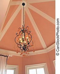 Luxury 1 - Ceiling 1 - Luxury House with elegant ceiling...