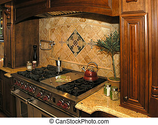 Luxury 5 - Kitchen 1