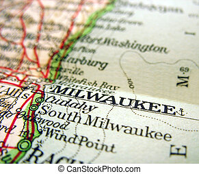 Milwaukee, Wisconsin, the way we looked at it in 1949