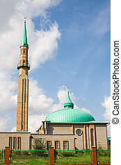 Mosque in Elabuga - Mosque in the city of Elabuga, Russia