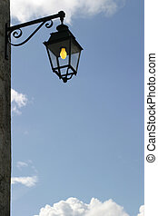 Wall-Mounted Lamppost