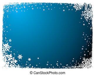 snowflake blank