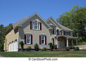 New home construction. - New home construction and...