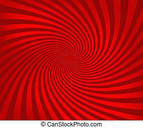 Abstract vortex background