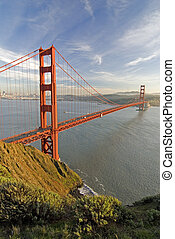 Golden Gate Bridge,San Francisco