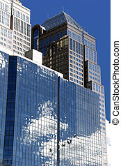Spring Cleaning - Industrial window washers