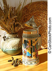 Beer Stein - German beer stein