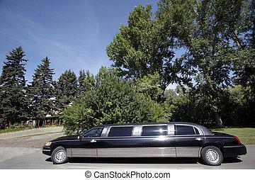 Limo - Balck limo
