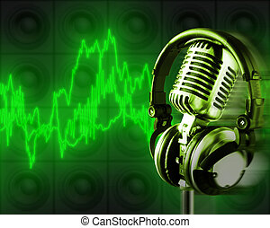 Music Energy (+clipping path, XXL) - Music Energy (+clipping...
