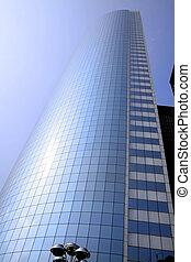 Tall Modern Building - Tall buildings architecture in New...