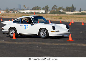 PCASB Porsche Club of America, Santa Barbara Autocross -...