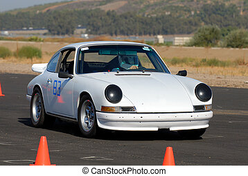 PCASB (Porsche Club of America, Santa Barbara) Autocross -...