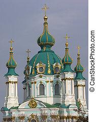 Church Kiev Ukraine