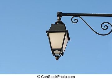 Retro street light - Old style street lamp