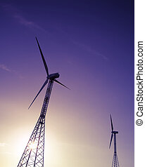 wind turbines03 - environmental conservation: wind turbines...