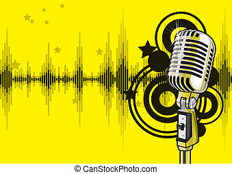 Music Event Design (vector) - Music Event Design (XXL jpeg...