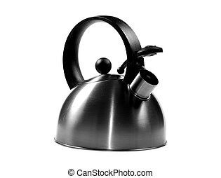 Tea Kettle - Photo of a Tea Kettle - Kitchen Item