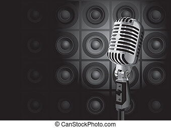 Music Event (vector) - Music Event (XXL jpeg made from...