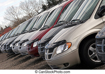Minivans for sale