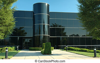 Office Building - Modern office building