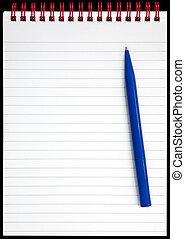 Um, notepad