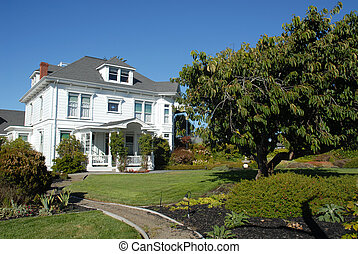 House - Cape Cod style guesthouse, Fort Bragg, California