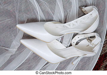 Wedding shoes - A lot of clothes are necessary for dressing,...