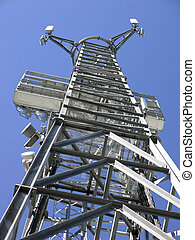 Telecomunications Aerial Tower