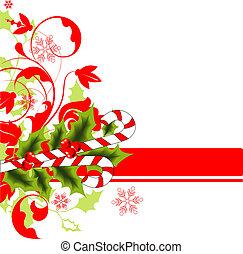 navidad, tema
