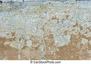 Grungy background - Old cracked grunge background. Very...