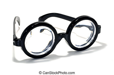 Bifocals - Photo of Bifocals / Eyeglasses - Vision Related