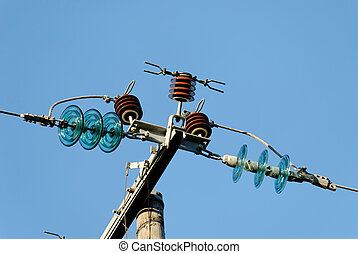 Low-Voltage Fixture - Power line fixture on a local supply...