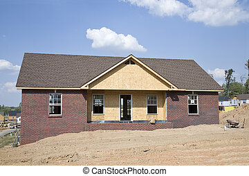 Housing boom is still going on in some areas single family...
