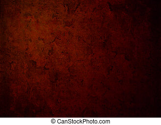 ready background - Abstract red and black background with...