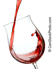 wine glass - red wine glass