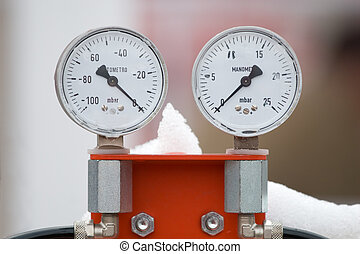 Manometer - Pressure and vacuum manometers