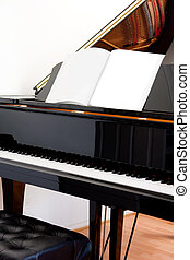 盛大, 鋼琴