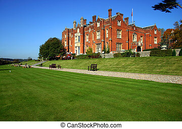Grand Stately Home - A grand stately home in southern...