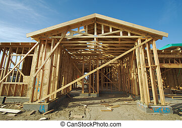 Construction Home Framing