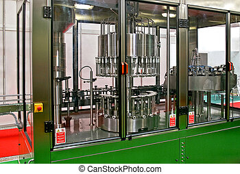 Packing factory - Automated packing machine production in...