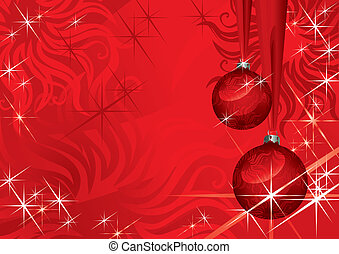 Christmas Ball (illustration) - Christmas Ball (XXL jpeg...