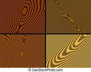 wood textures - Various wood textures