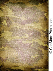 old dirty camouflage - texture of old dirty camouflage...