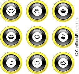 smilie icons
