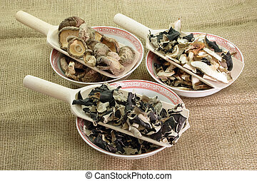 Chinese Mushrooms