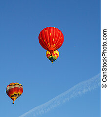 Hot Air Ballons - Images of Hot Air Ballons at a Balloon...