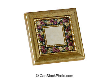 Picture Frame - Photo of a Picture Frame - Border / Frame
